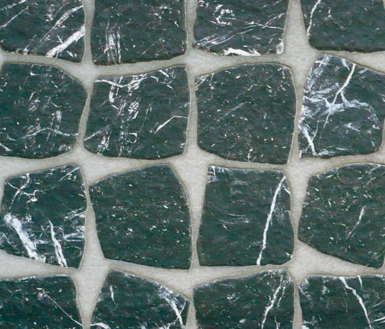 Marmol marquina negro von Oset | Außenfliesen