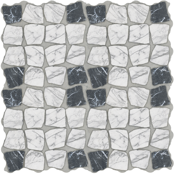Marmol marquina deco 1 by Oset | Tiles