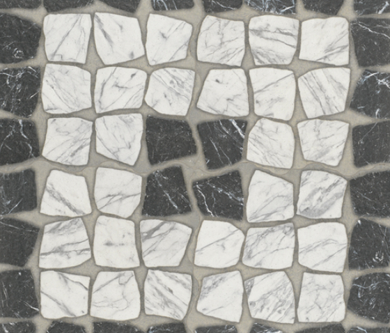 Marmol marquina deco 2 by Oset | Tiles