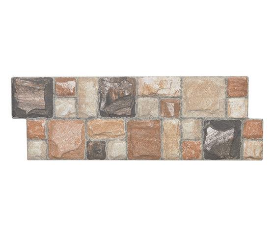 Pizarra marron by Oset | Ceramic tiles