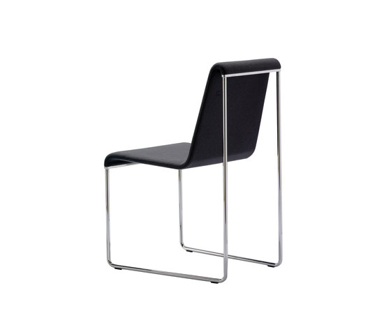 Slender by B&T Design | Visitors chairs / Side chairs