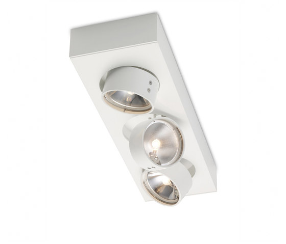 wi ab 125 3e by Mawa Design | Ceiling-mounted spotlights