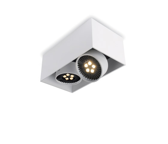 Wittenberg wi-ab-2e-kb by Mawa Design | Ceiling-mounted spotlights