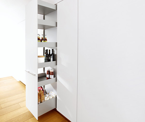 b3 pull-out larder tall unit by bulthaup | Kitchen furniture