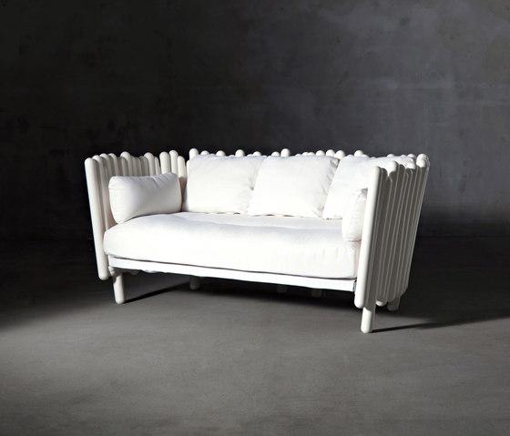 Canisse Divano by Serralunga | Garden sofas