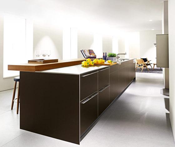 bulthaup b3 aluminium bronze di bulthaup | Mobili cucina