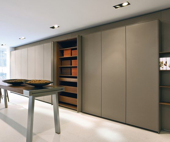 bulthaup b3s tall cabinet system by bulthaup | Kitchen furniture