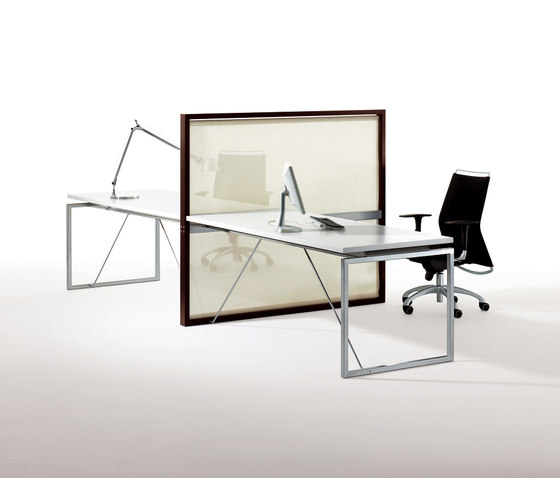 Aire Workstation by ARIDI | Table dividers
