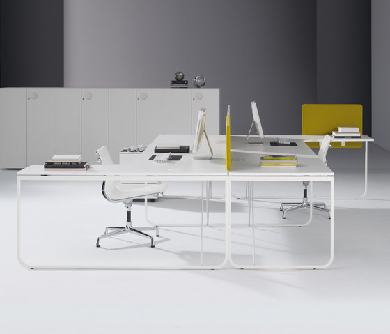 K2 I K3 Workstation by ARIDI | Table dividers