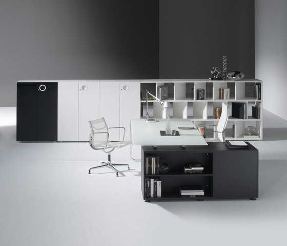K2 I K3 Executive Desk by ARIDI | Desks
