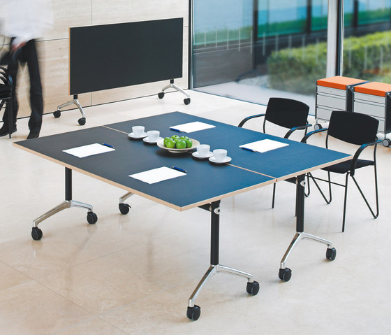 Let's talk Flip by VARIO | Individual seminar tables