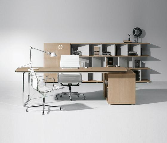 K2 I K3 Executive Desk by ARIDI | Executive desks