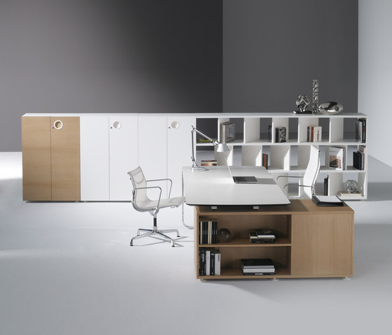 K2 I K3 Executive Desk de ARIDI | Bureaux de direction
