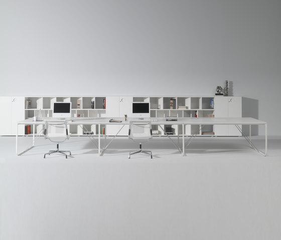K2 I K3 Workstation di ARIDI | Sistemi tavolo