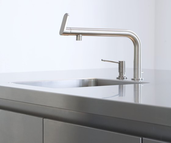Mixer faucet by bulthaup | Kitchen taps