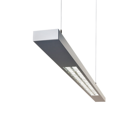 wi pr Büro 01 by Mawa Design | Pendant strip lights