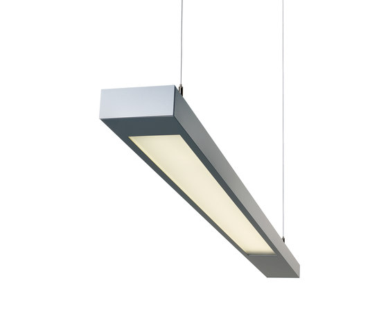 wi pr Büro 02 by Mawa Design | Pendant strip lights