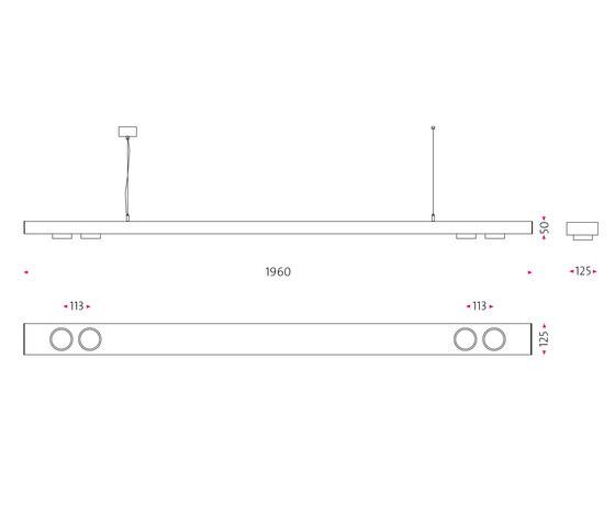 wi pr Küche di Mawa Design | Lampade a sospensione