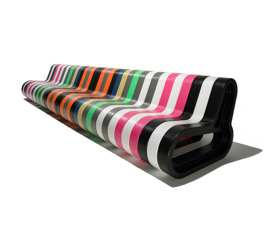 Q-Couch by MOVISI | Modular seating elements