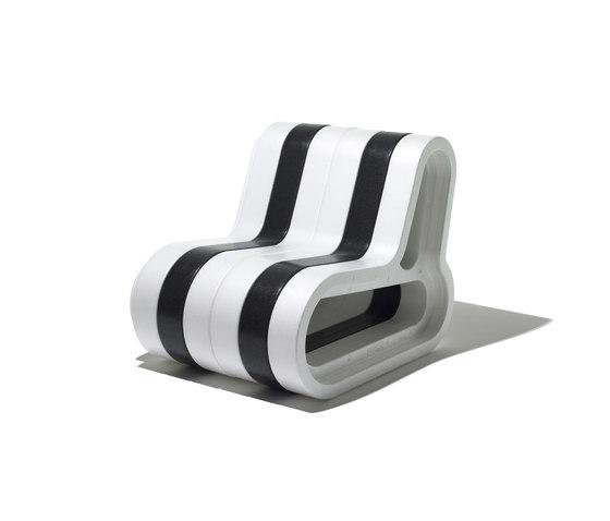 Q-Couch von MOVISI | Modulare Sitzelemente