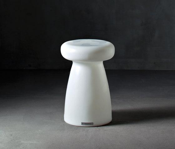 Porcino by Serralunga | Garden stools