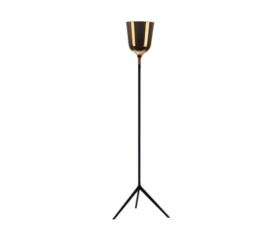 Copacabana p Floor lamp by Metalarte | General lighting