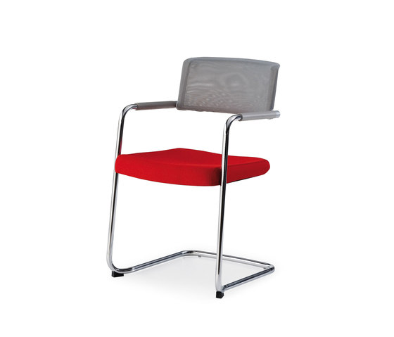 Chili by Fantoni | Visitors chairs / Side chairs