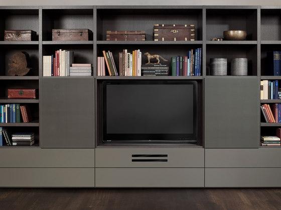 LOG Audio Moderne by Neue Wiener Werkstätte | AV cabinets