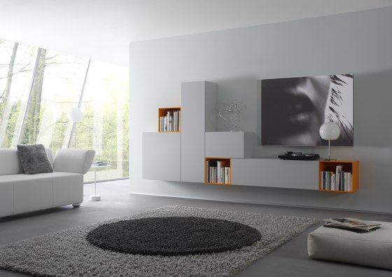 Cubo by Sudbrock | Wall storage systems