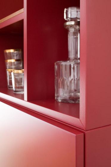 Domino by Sudbrock | Display cabinets