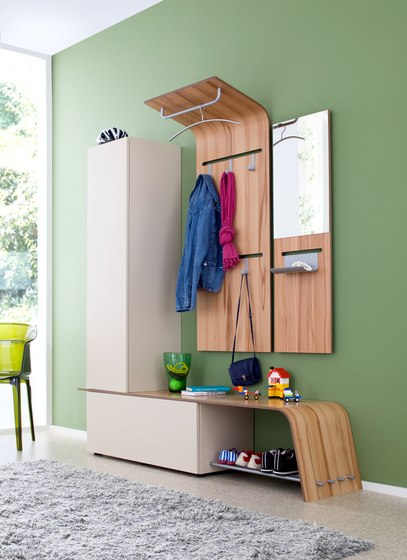 Elli by Sudbrock | Built-in wardrobes