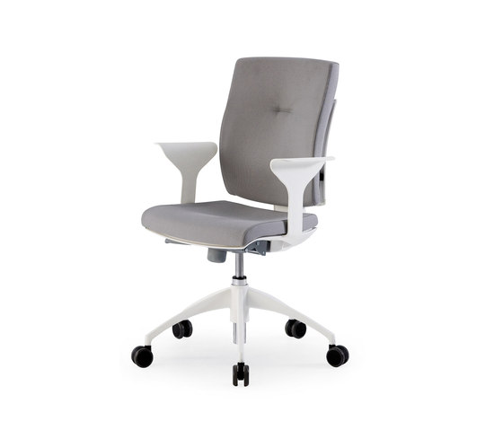 Cinnamon operative by Fantoni | Task chairs