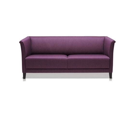 Parlament Sofa by Neue Wiener Werkstätte   Lounge sofas