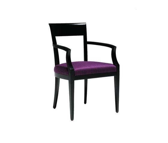 WW01 Chair by Neue Wiener Werkstätte | Restaurant chairs