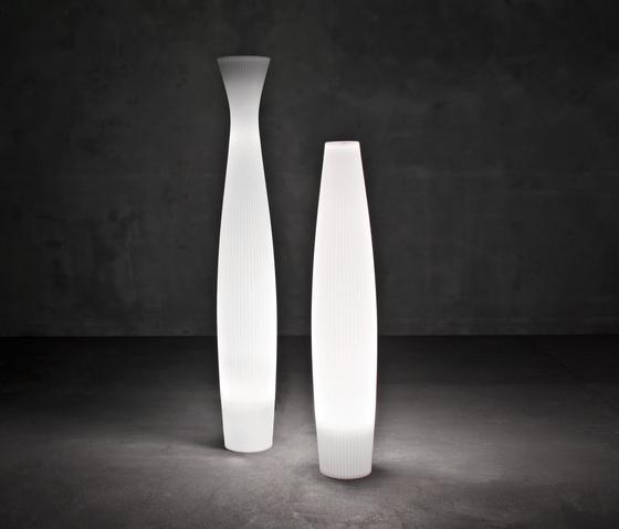 Scarlett Light by Serralunga | Flowerpots / Planters