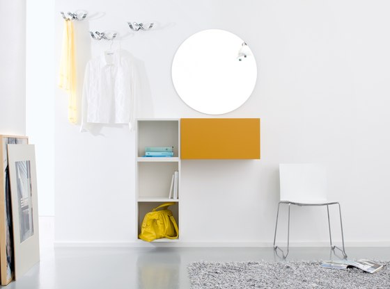 Nexus by Sudbrock | Wall shelves