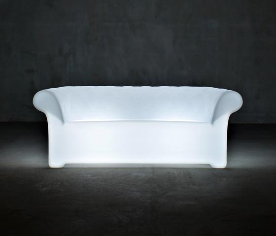 Sirchester Divano Light by Serralunga | Garden sofas