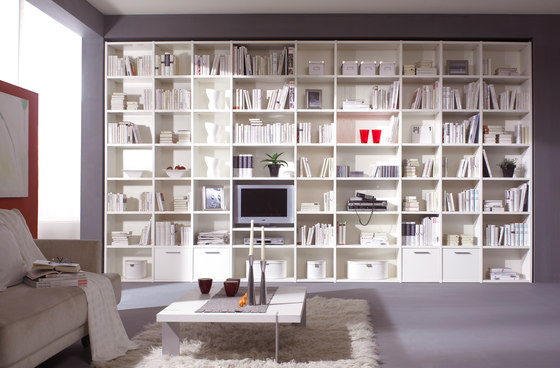 Sinus by Sudbrock | Shelving systems