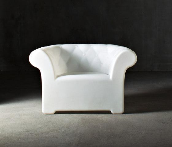 Sirchester Poltrona by Serralunga | Garden armchairs