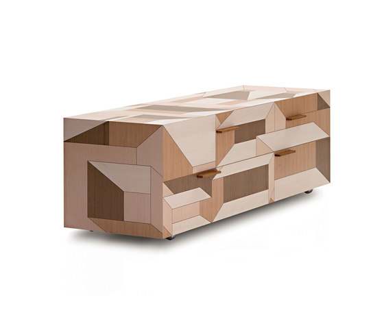 Inlay Chest of drawers by PORRO | Sideboards