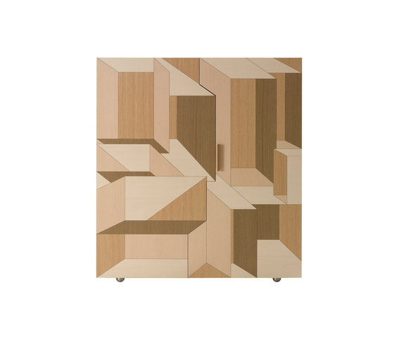 Inlay Cupboard by PORRO | Cabinets