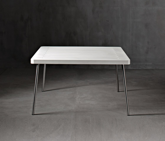 Time Out tables by Serralunga | Restaurant tables