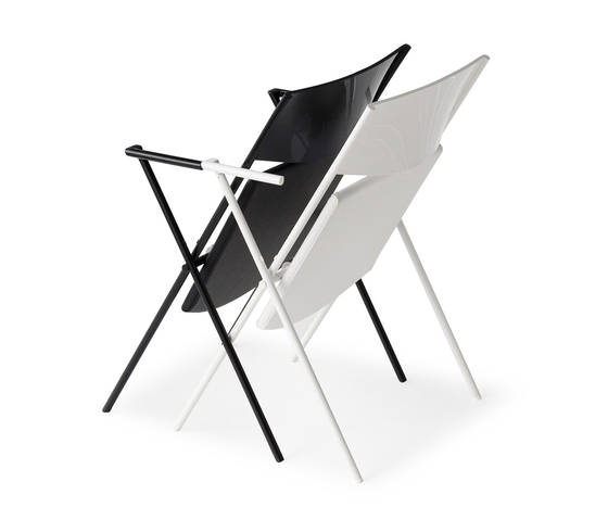 Ginger by Fantoni | Multipurpose chairs