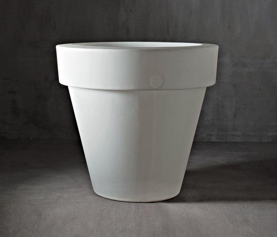 Vas-One BIG-BO de Serralunga | Macetas plantas / Jardineras