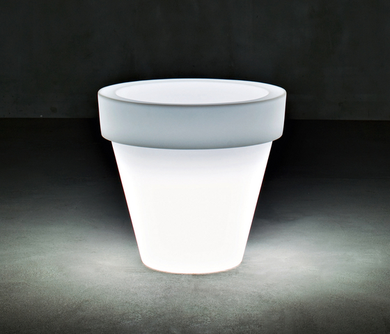 Vas-Three Light by Serralunga | Flowerpots / Planters