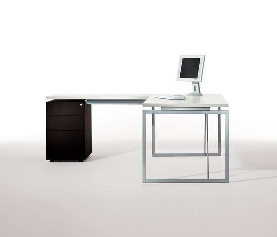 Aire Pedestal by ARIDI | Cabinets