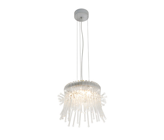 Madrid round di Mawa Design | Lampade sospensione