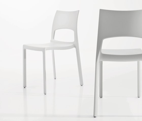 Idole by Bonaldo | Multipurpose chairs