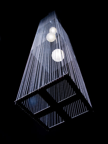Custom Square Lantern by Willowlamp | Suspended lights