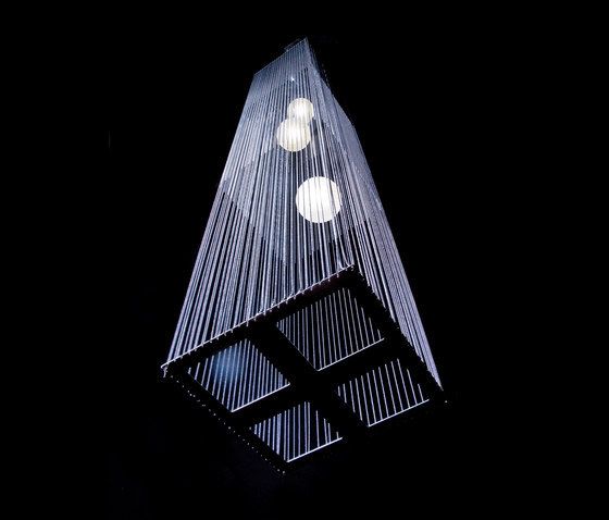 Custom Square Lantern by Willowlamp | Lighting objects
